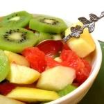 Dietní jídelníček na hubnutí na celý týden
