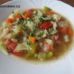 Originální recept na tukožroutskou polévku